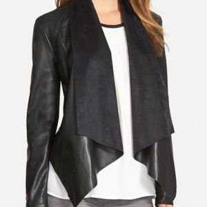 KUT from the Kloth Vegan Leather Jacket 1X